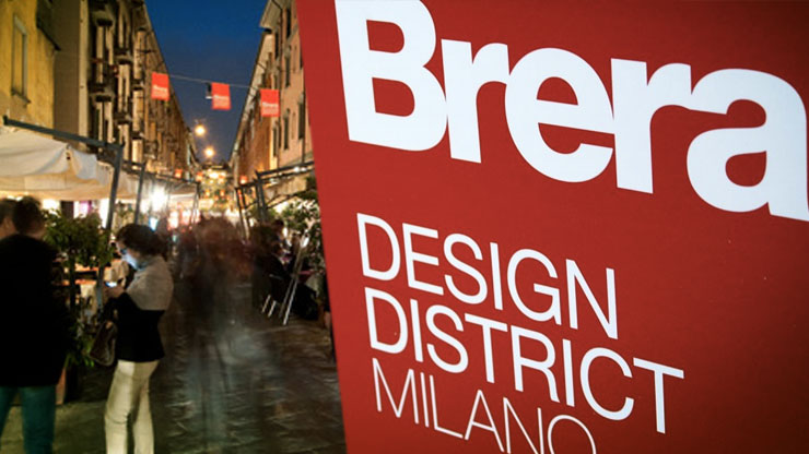 Brera Design District – 2016